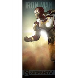 Sideshow Collectibles Banner Marvel Comics Iron Man 76 x 183 cm