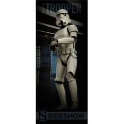 Sideshow Collectibles Banner Star Wars Stormtrooper 64 x 152 cm