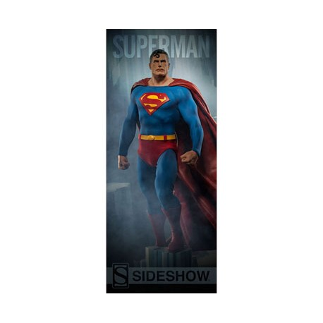 Sideshow Collectibles Banner DC Comics Superman 64 x 152 cm