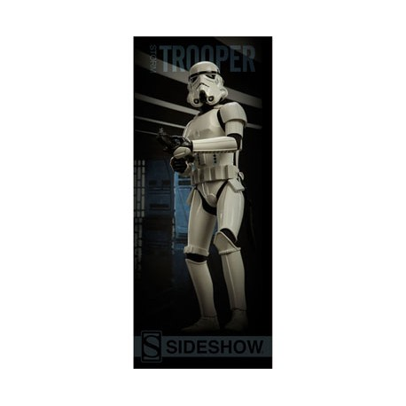 Sideshow Collectibles Banner Star Wars Stormtrooper 50 x 122 cm