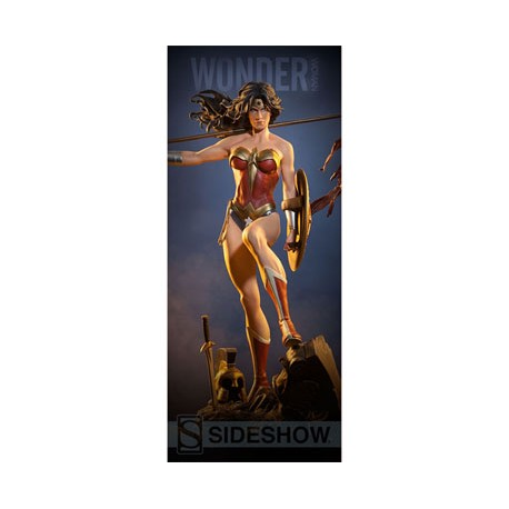 Sideshow Collectibles Banner DC Comics Wonder Woman 50 x 122 cm