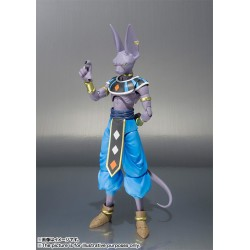 Dragon Ball Resurrection F SH Figuarts Beerus