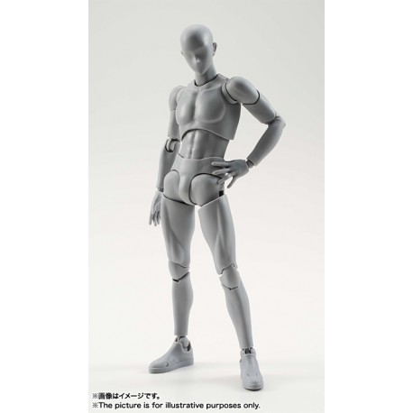 Man DX Grey SH Figuarts