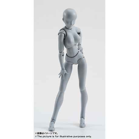 Woman DX Grey SH Figuarts