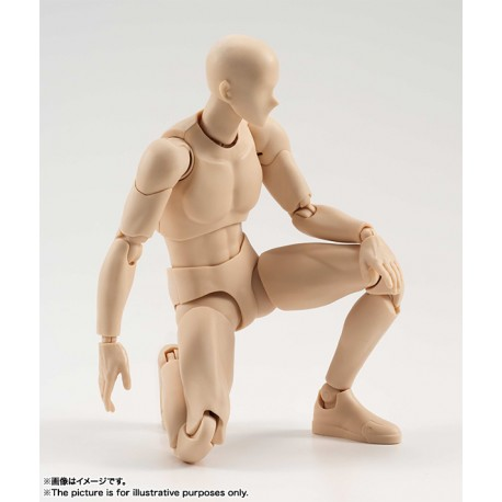 Man DX Pale Orange SH Figuarts