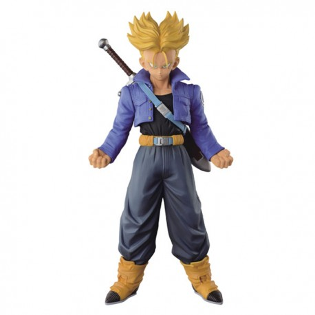 Dragon Ball Z Masters Stars Piece The Trunks 24 cm