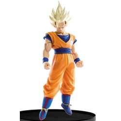 Dragon Ball Z SCultures Big Budoukai 6 vol.1 Goku SS2 17 cm