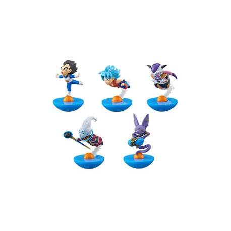 Dragon Ball Super Yura-Colle Figuras 8 cm Surtido (5)