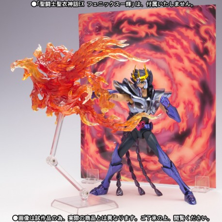 Saint Seiya Myth Cloth EX Effect Parts Set Fenix y Virgo