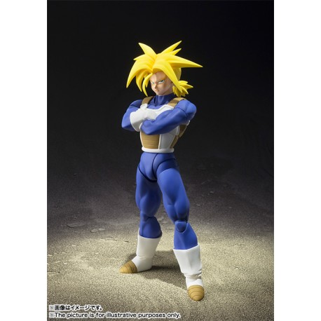 Dragon Ball Z SH Figuarts Trunks Super Saiyan