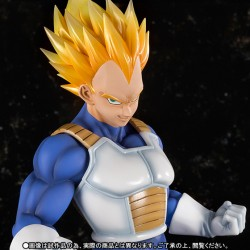 Dragon Ball Z Figuarts Zero EX Super Saiyan Vegeta