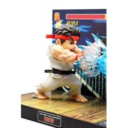 Street Fighter The New Challenger Figure 01 Ryu