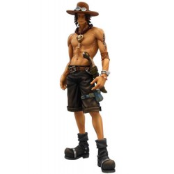 One Piece Estatua Master Stars Piece Supreme Portgas D.Ace 35 cm