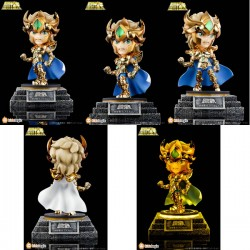 Saint Seiya Cosmos Burning Collection Gold Saint Leo Aiolia