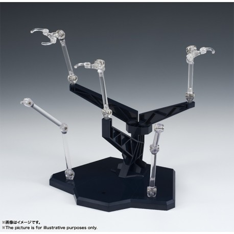 Tamashii Stage Act Trident Plus Negro