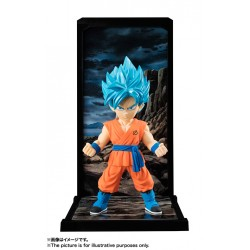 Dragon Ball Z Tamashii Buddies SSGSS Son Goku 9 cm