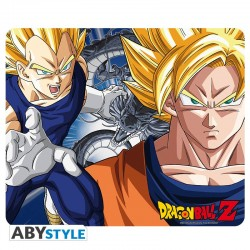 Dragon Ball Alfombrilla para Raton Goku & Vegeta