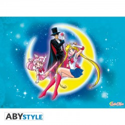Sailor Moon Poster Sailor Moon & Chibi Moon (52x38)