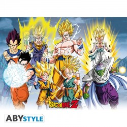 Dragon Ball Poster All Stars (52x38)