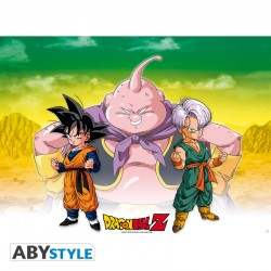 Dragon Ball Poster Goten & Trunks vs Buu (52x38)