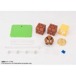 SH Figuarts Super Mario Bros Play Set A