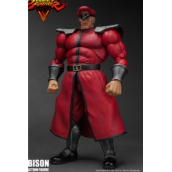 Street Fighter V Figura 1/12 M. Bison 18 cm