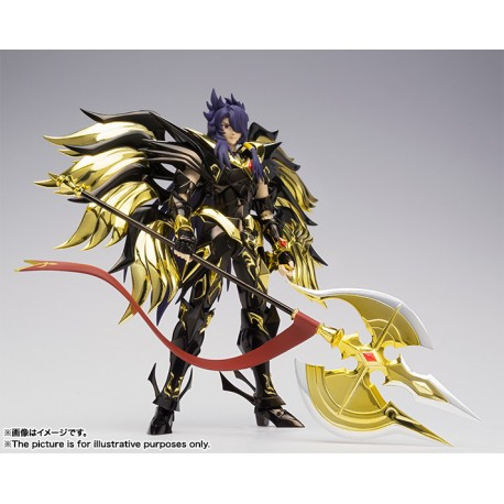 Myth Cloth EX Loki Soul of Gold 18 cm