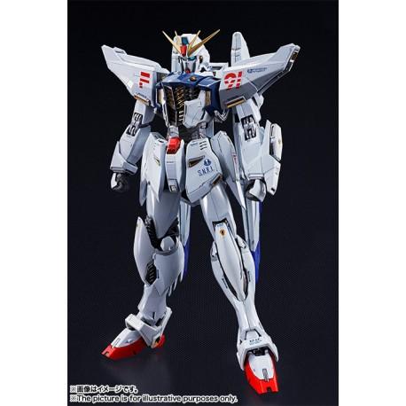 Mobile Suit Gundam F91 Metal Build Gundam F91 17 cm