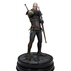 Witcher 3 Wild Hunt Estatua PVC Geralt of Riva 20 cm