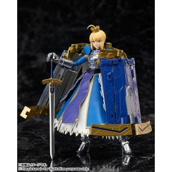 Fate/Grand Order Armor Girls Project Saber Arturia Pendragon & Variable Excalibur 14 cm
