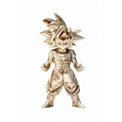 Dragon Ball Z Absolute Chogokin Super Saiyan God Son Goku 7,3 cm