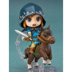 The Legend of Zelda Breath of the Wild Figura Nendoroid Link Deluxe Edition 10 cm