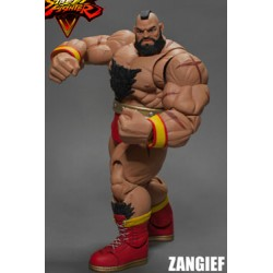 Street Fighter V Figura 1/12 Zangief 21 cm