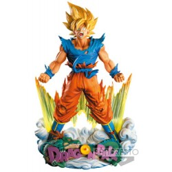 Dragon Ball Z Figura Super Master Stars Piece The Son Goku 18 cm