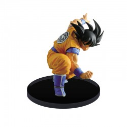 Dragon Ball Z SCultures Big Budokai 7 Goku 9 cm