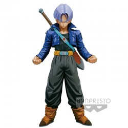Dragon Ball Z Master Stars Piece The Trunks Manga Dimensions 24 cm