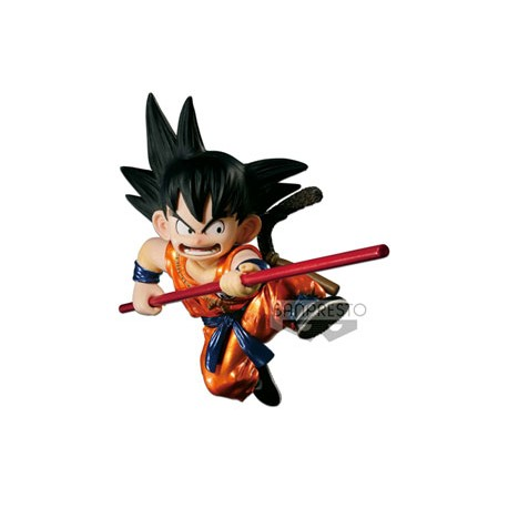 Dragon Ball Z SCultures Young Son Goku Special Metallic Color Ver. 12 cm