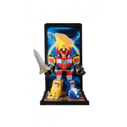 Mighty Morphin Power Rangers Tamashii Buddies Megazord 9 cm
