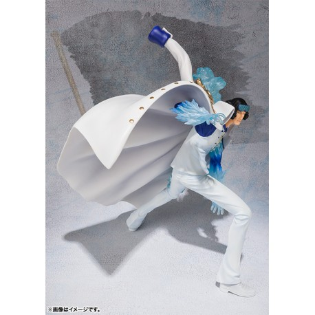 One Piece Figuarts Zero Aokiji Kuzan Battle Version