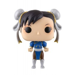 Street Fighter POP! Games Vinyl Figura Chun-Li 9 cm