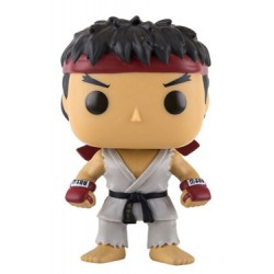 Street Fighter POP! Games Vinyl Figura Ryu 9 cm
