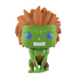 Street Fighter POP! Games Vinyl Figura Blanka 9 cm