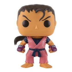 Street Fighter POP! Games Vinyl Figura Dan 9 cm