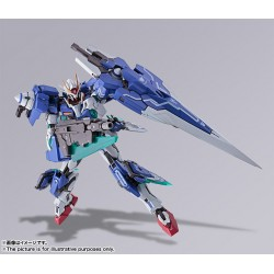 Mobile Suit Gundam 00V Battlefield Record Metal Build Gundam Seven Sword/G 18 cm