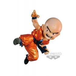 Dragon Ball Z Figura SCultures Krilin Special Color Ver. 11 cm