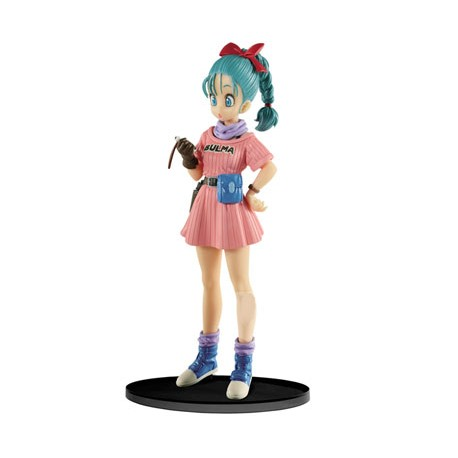 Dragon Ball Z Figura SCultures Big Budoukai 7 Bulma 16 cm