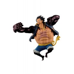 One Piece Figura SCultures Big Zoukeio Special - Gear 4th Monkey D Luffy 16 cm
