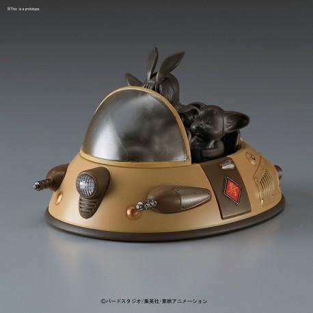 Dragon Ball Mecha Collection Ox-King's Car