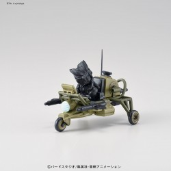 Dragon Ball Mecha Collection Son Goku's Jet Buggy