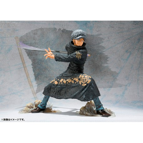 One Piece Figuarts Zero Trafalgar Battle Version